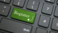 Register button on keyboard