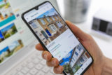 Browsing properties for sale in UK
