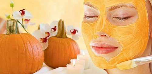 Pumpkin face Packs