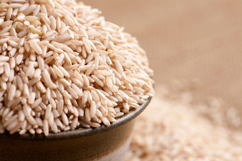 Raw Brown Rice iStock