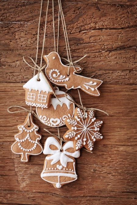 Delicious gingerbread christmas home decorations 8.jpg
