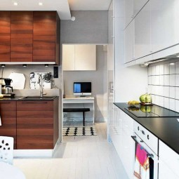 Modern small kitchens perfect design 5 on kitchen design pictures 1024x768 718x539.jpg