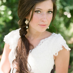 15 ways to rock a pony tail on your wedding15.jpg