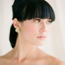 15 ways to rock a pony tail on your wedding6.jpg