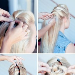 Easy french braid faux hawk hairstyle tutorial.jpg
