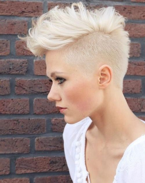 Faux hawk hairstyle for summer look.jpg