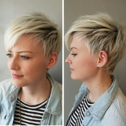 Blonde short shag haircuts women hairstyle ideas 1.png