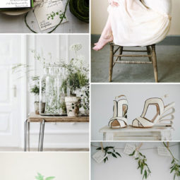 Chic green and ivory wedding color ideas 2016.jpg