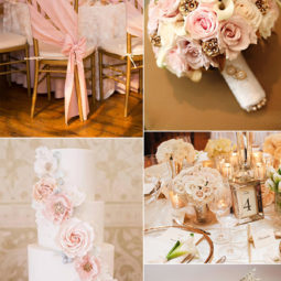 Vintage pink and gold wedding color ideas for 2016.jpg