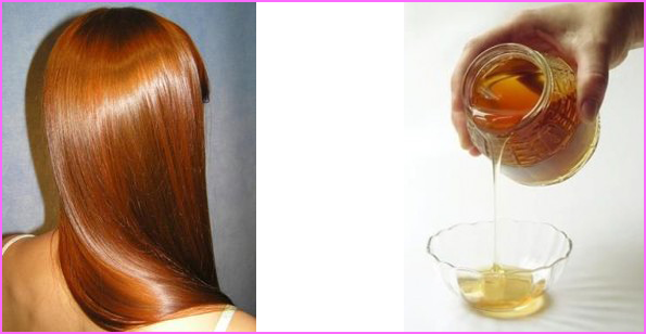 How to make and apply olive oil and honey hair mask at home.png