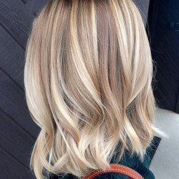 Blonde bayalage hair color trends for short hairstyles 2016 2017.jpg