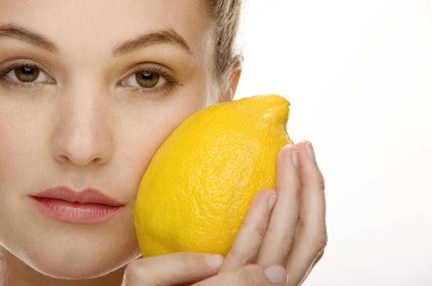 Lemon helps to treat acne scars.jpg