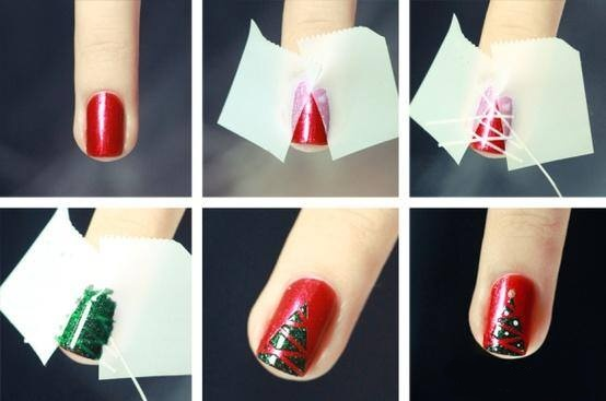 Christmas tree nails tutorial.jpg