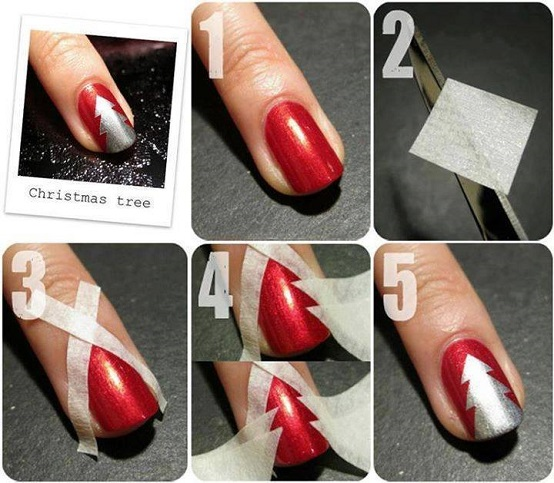 Diy christmas nails designs step by step.jpg