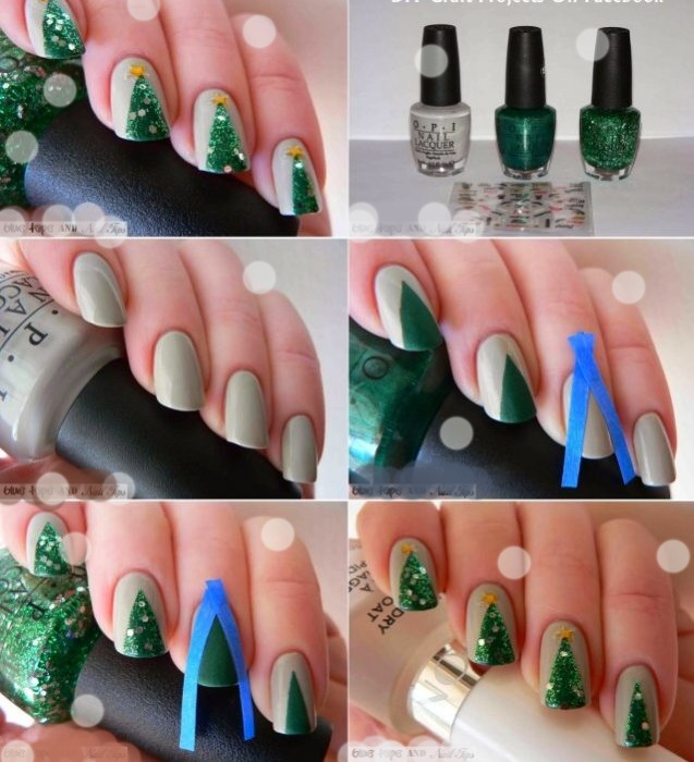 Easy christmas tree nail art 2 e1477283687673.jpg