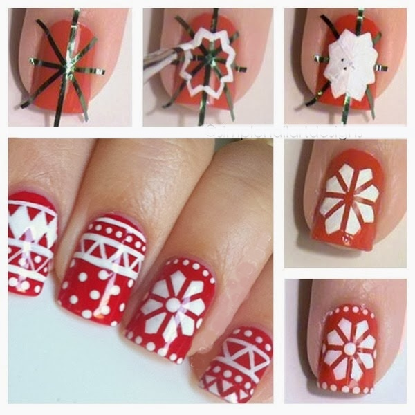 Holiday snowflake nail art.jpg