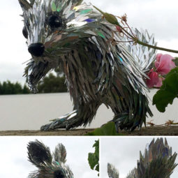 Cd animal sculptures recycled art sean avery 63 5885c8fa79710__700.jpg