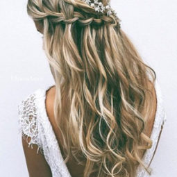 Romantic long wedding hairstyles for 2017 trends.jpg