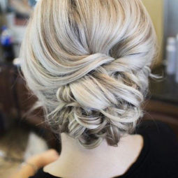 Twisted wedding updo hairstyles ideas.jpg