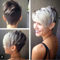 Two tone pixie haircut for short hair 1.jpg