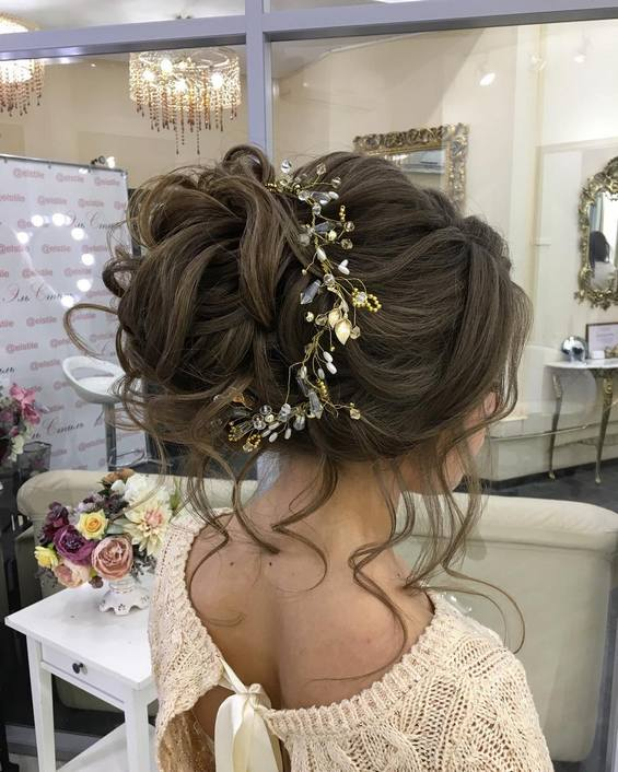 Long wedding hairstyles bridal updos via elstile 34.jpg