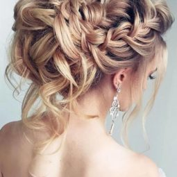 Long wedding hairstyles bridal updos via elstile 45.jpg