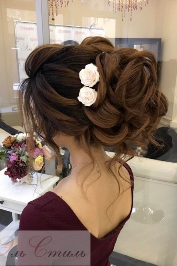 Long wedding hairstyles bridal updos via elstile 56.jpg