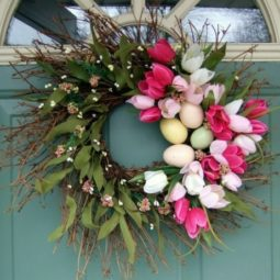 How to make a chic easter wreath itself 0 504.jpg