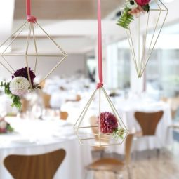 Alternative geometric wedding