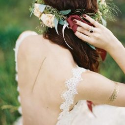 Greenery wedding hair ideas travis kaenel.jpg