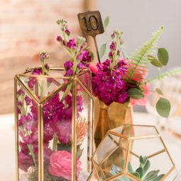 Modern gold wedding centerpiece 1.jpg
