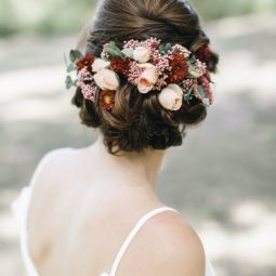 Romantic bridal hair flowers photo by mackensey alexander.jpg