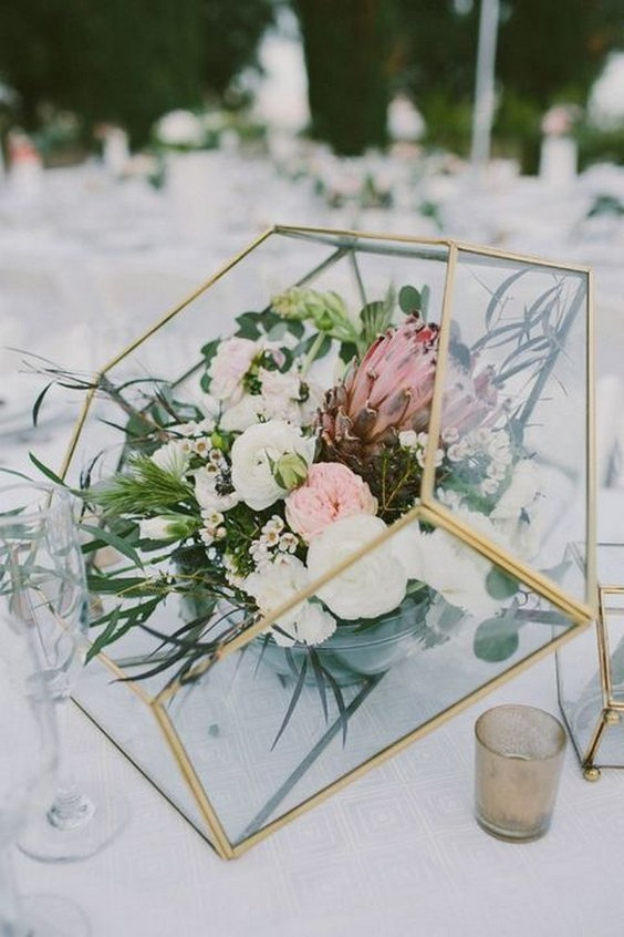 Terrarium geometric wedding centerpiece ideas.jpg
