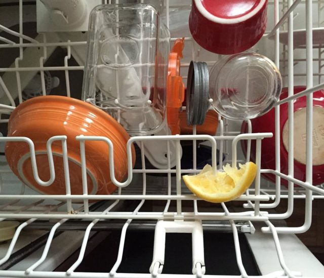 Trust us use lemon peel when loading dishwasher.w1456.jpg