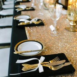 Black and gold wedding table decor.jpg