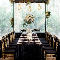 Masquerade black and gold wedding.jpg