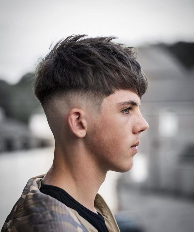 Jarredsbarbers cool fade haircuts heavy drop fade thick hair men 859x1024.jpg