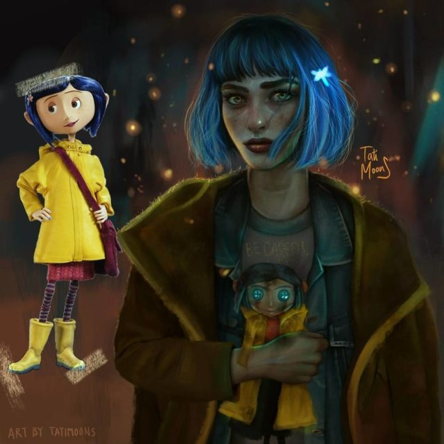 Artist illustrates cartoon characters in an adult way and the result was incredible 5a8152a2ab1ca__880.jpg