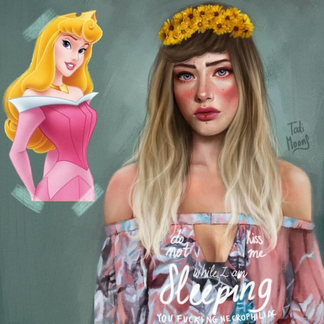 Artist illustrates cartoon characters in an adult way and the result was incredible 5a8152a666608__880.jpg
