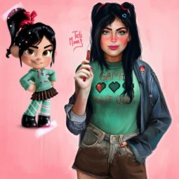 Artist illustrates cartoon characters in an adult way and the result was incredible 5a8152add916a__880.jpg