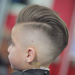 Pompadour with high skin fade.jpg