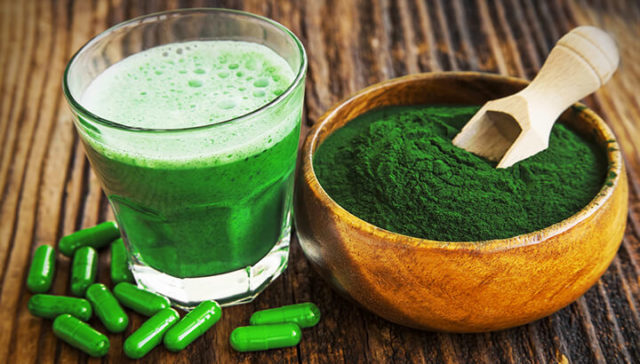 Spirulina comes in powder or tablet form.jpg