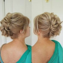 1 mother of the bride updo for shorter hair.jpg