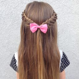 12 braided half updo for little girls.jpg