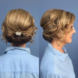 16 mother of the bride low roll updo.jpg