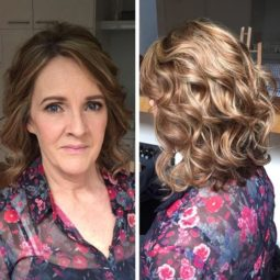 17 curly mother of the bride hairstyle for medium hair.jpg