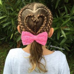 6 braided hairstyle with a ponytail.jpg