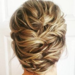 6 twisted updo for shorter hair.jpg