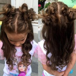 8 messy curly hairstyle for little girls.jpg
