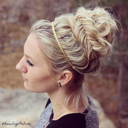 1 messy greek bun with fishtail braids.jpg